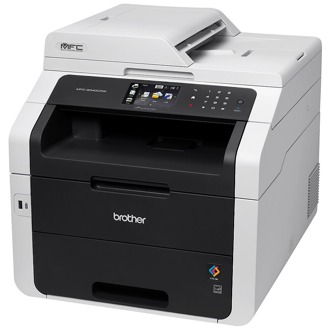 brother mfc 9340cdw color printer color copier color scanner fax all in one counter top. Black Bedroom Furniture Sets. Home Design Ideas