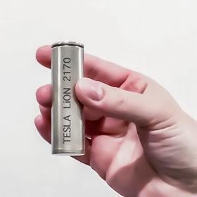 Battery Cell 2170 >> Tesla Model S 125kwh Battery Delivers 420 Mile Range Range